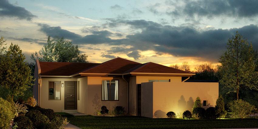 Proyecto Condominio Nueva Arboleda de Inmobiliaria PY-3