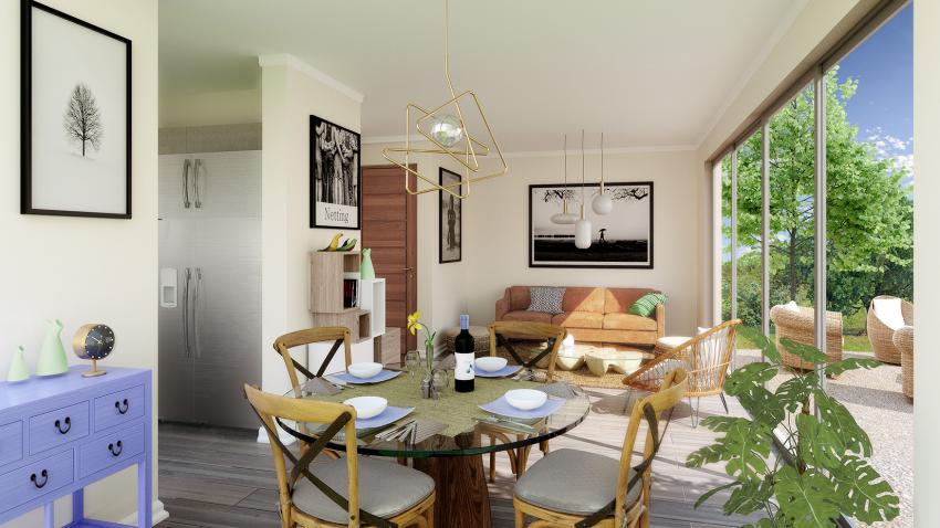 Proyecto Condominio Nueva Arboleda de Inmobiliaria PY-7