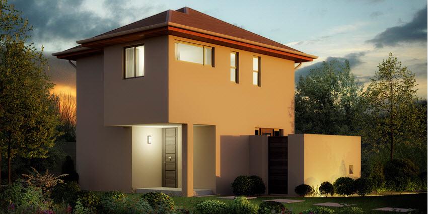 Proyecto Condominio Nueva Arboleda de Inmobiliaria PY-6