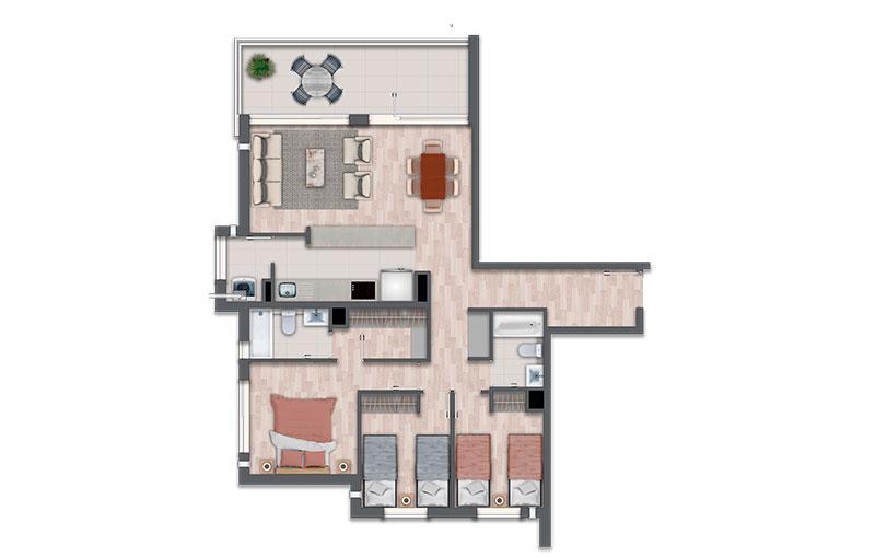 condominio-borde-laguna-tipo-c2-abierta