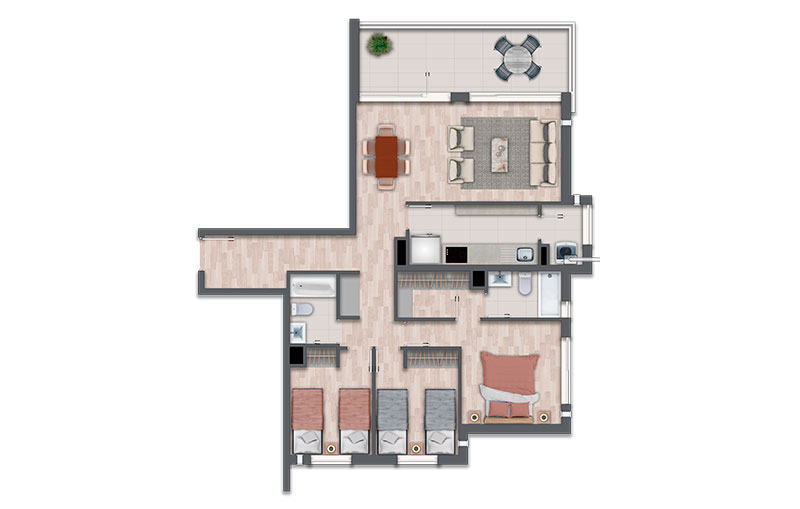 condominio-borde-laguna-tipo-c2-cerrada