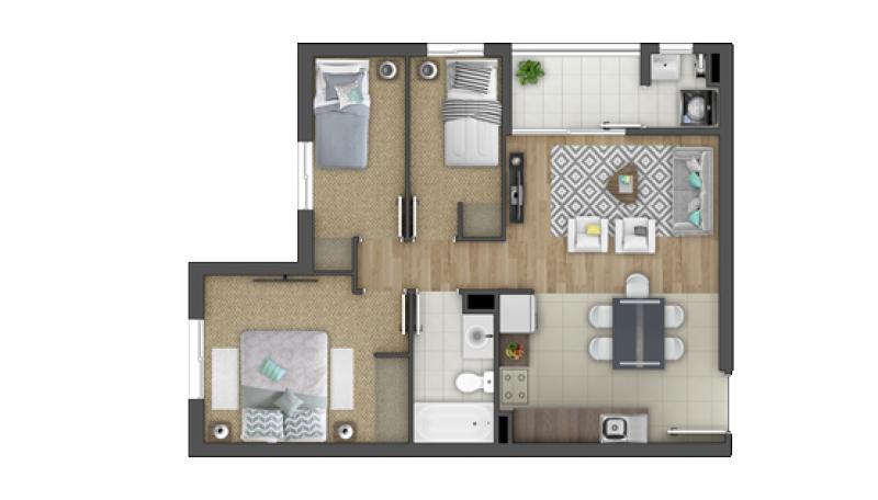 condominio-rocura-ii-modelo-c