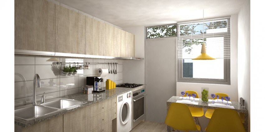 Proyecto Condominio Don Arturo de Inmobiliaria Edecar-3