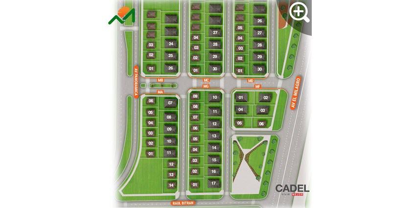 Proyecto Mirador de la Hacienda de Inmobiliaria Cadel Constructora-11