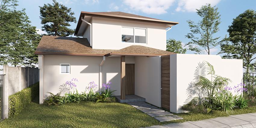 Proyecto Condominio Los Avellanos de Inmobiliaria PY-4