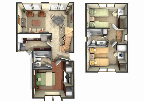 condominio-los-almendros-de-buin---etapa-ii-casa-nogal
