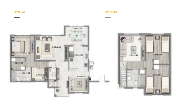 polo-de-machalí-casa-chilena-139-m2-parinacota