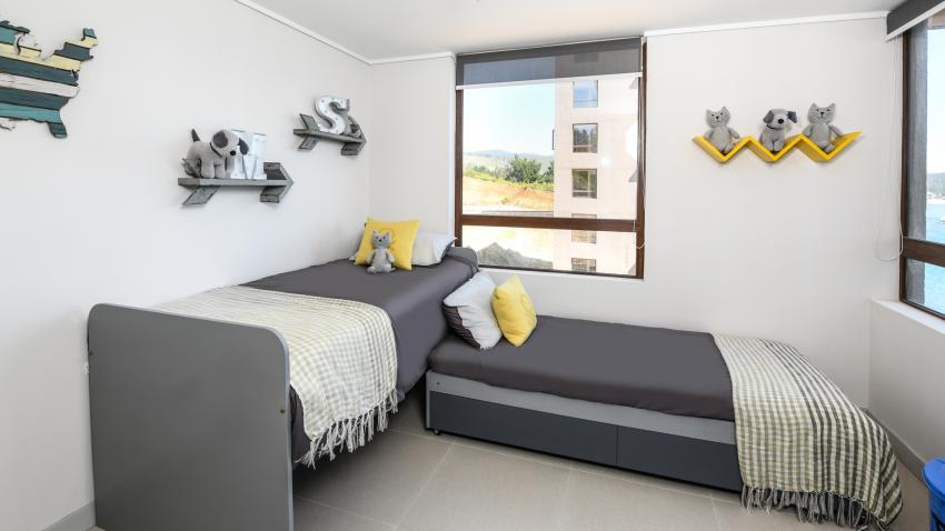 Proyecto Condominio Costa Pingueral - Costa Brava, Dorada de Inmobiliaria ISN-14