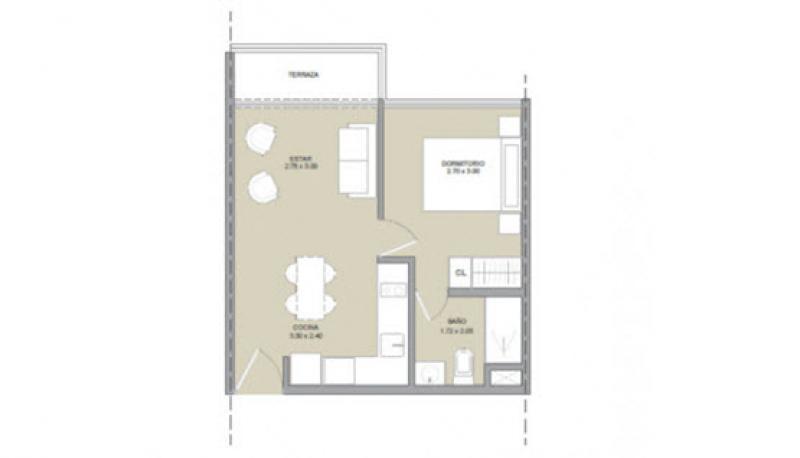 edificio-one-1d---1b---g---348