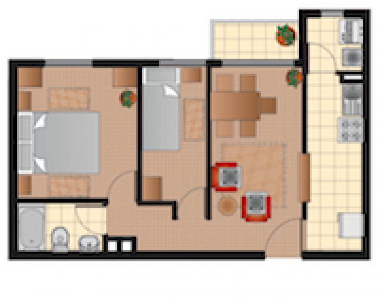 condominio-alto-durand-iii-tipo-2d+1b-41m2