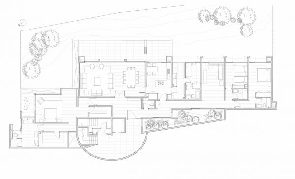 rayen-flat-c,-jardin