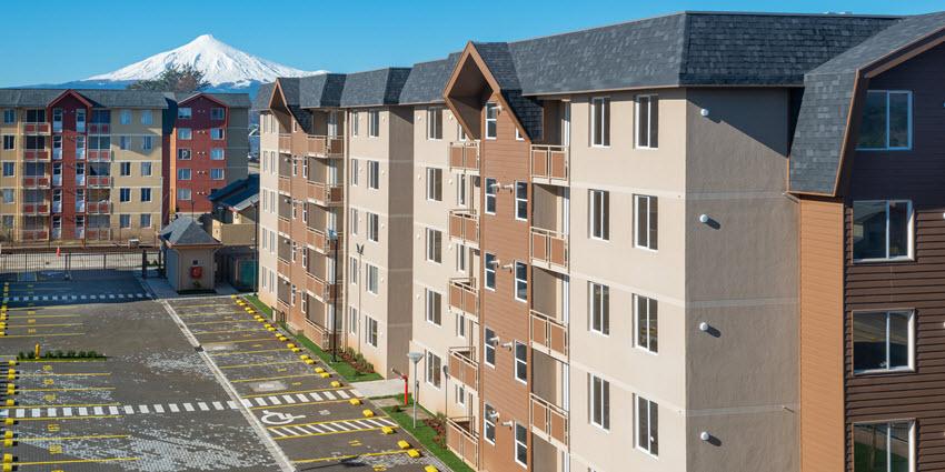 Proyecto Condominio Parque al Volcán de Inmobiliaria NuevaVida-2