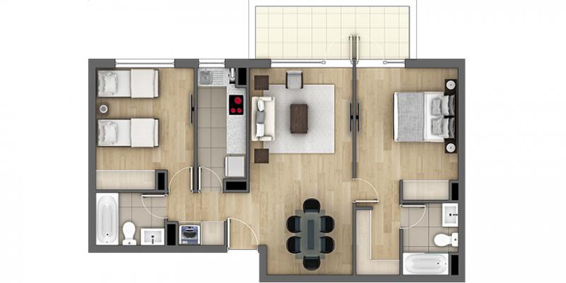 condominio-nueva-villarrica-tipo-d5