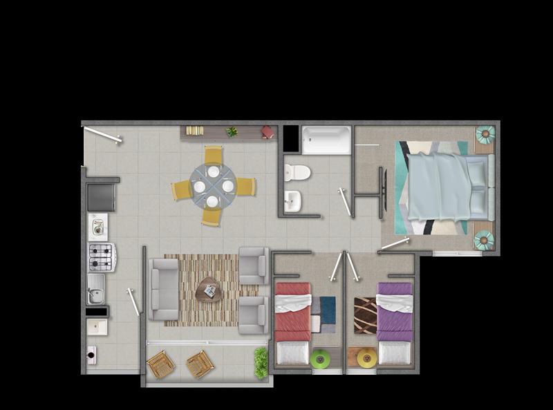 condominio-portal-las-acacias-tipo-d