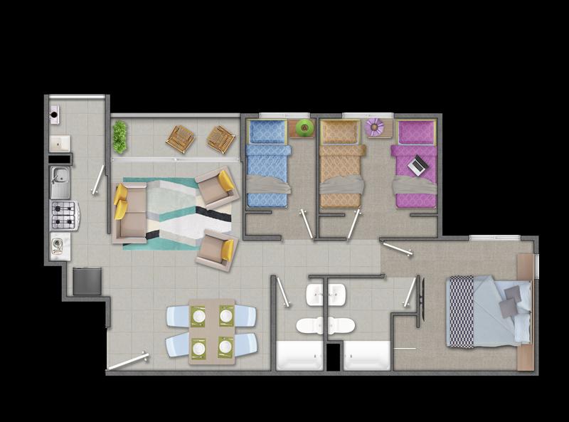 condominio-portal-las-acacias-tipo-f