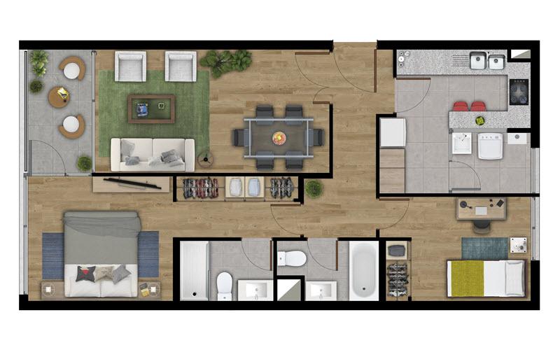 edificio-julio-prado-2110-2-dorm-2-baños-poniente-71m