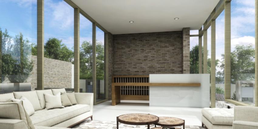 Proyecto Condominio Los Almendros Reñaca de Inmobiliaria Besalco-11