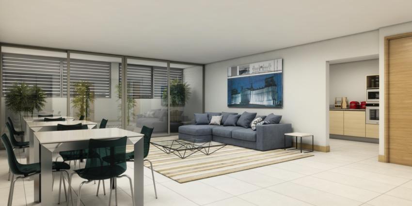 Proyecto Condominio Los Almendros Reñaca de Inmobiliaria Besalco-15