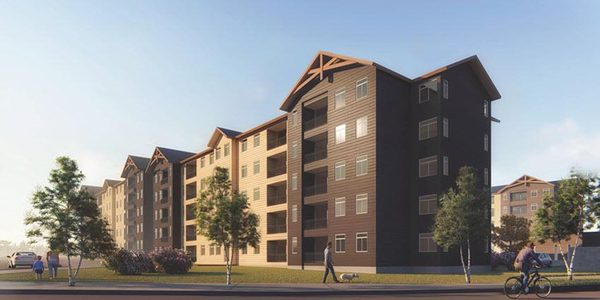 Proyecto Condominio Mirador de Lauquen de Inmobiliaria Icuadra-3
