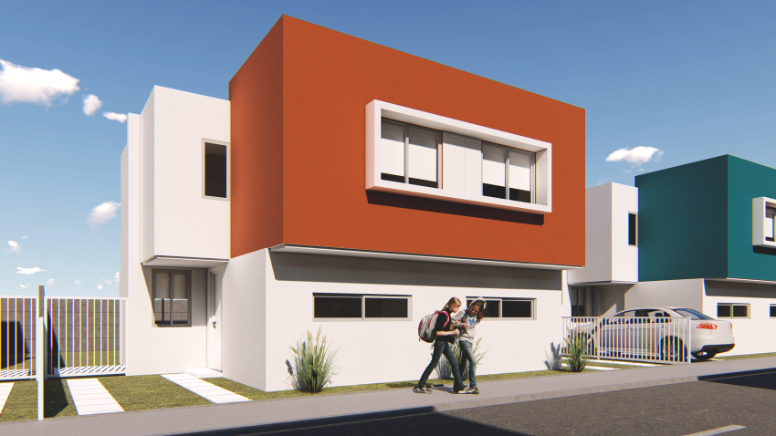 Proyecto Condominio Vistamar de Inmobiliaria Nueva Urbe-7