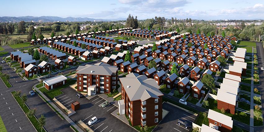 Proyecto Departamentos Santa María de Labranza de Inmobiliaria Socovesa-3