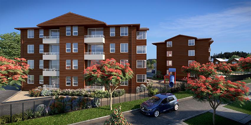 Proyecto Departamentos Santa María de Labranza de Inmobiliaria Socovesa-2