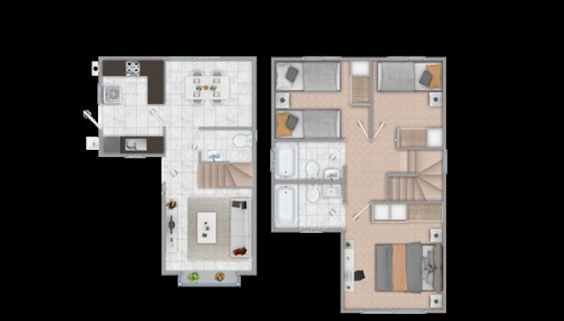 laguna-verde-fsm1---casa-aislada-de-dos-pisos