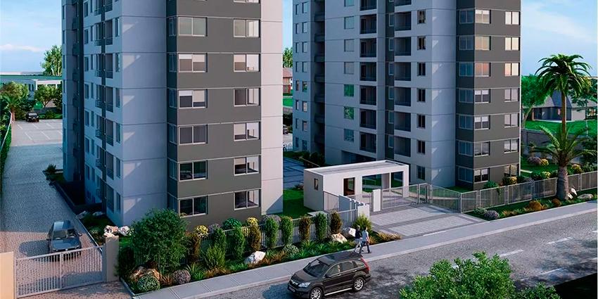 Proyecto Barrio Norte de Inmobiliaria Alborada-2