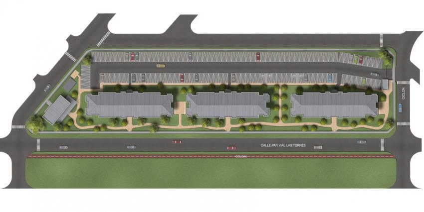 Proyecto Condominio Costa San Francisco de Inmobiliaria Invica-5