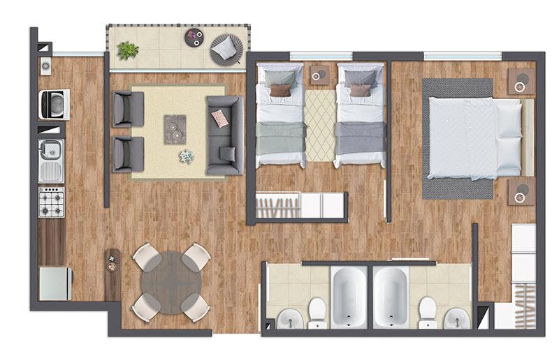 condominio-altos-del-peñon-modelo-b