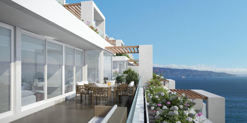 Proyecto Edificio Terrazas de Cochoa de Inmobiliaria Numancia-8
