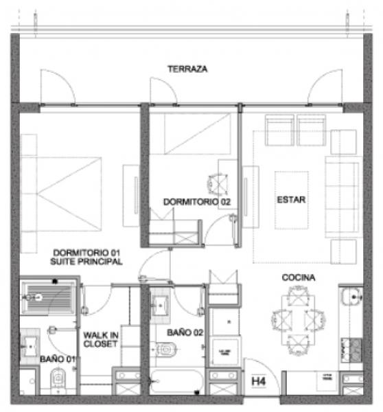altos-de-idahue---edificio-ciprés-tipo-h4