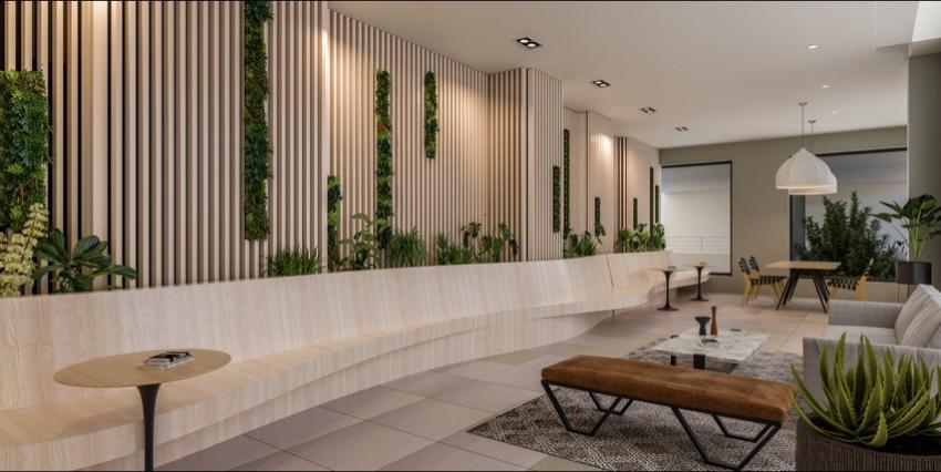 Proyecto Edificio Parque Urbano de Inmobiliaria RVC-3