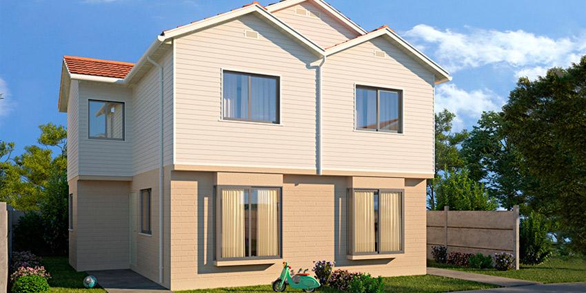 Proyecto Condominio San Orlando - Casas de Inmobiliaria Magua-5