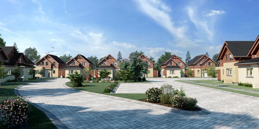Proyecto Valle Oriente de Inmobiliaria MNK-4