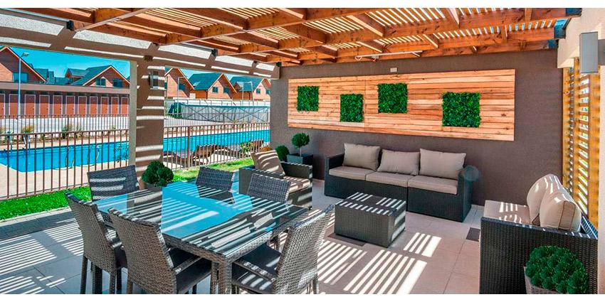 Proyecto Condominio Santa Ana Oriente - El Roble de Inmobiliaria Aitue-2