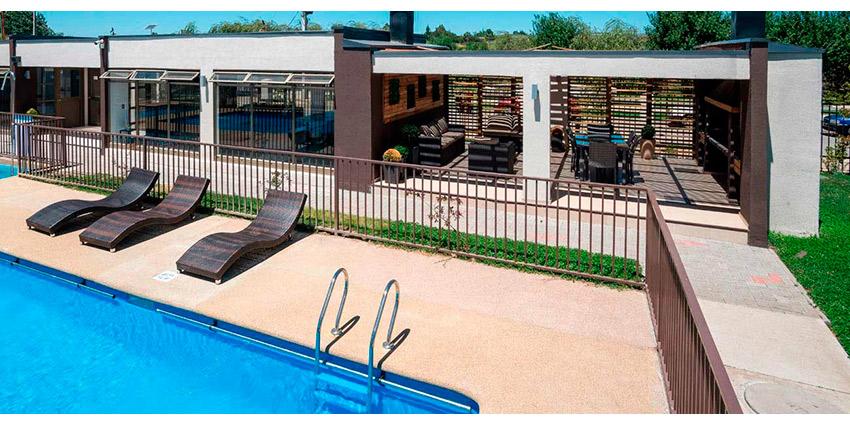 Proyecto Condominio Santa Ana Oriente - El Roble de Inmobiliaria Aitue-3