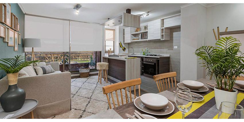 Proyecto Condominio Santa Ana Oriente - El Roble de Inmobiliaria Aitue-5