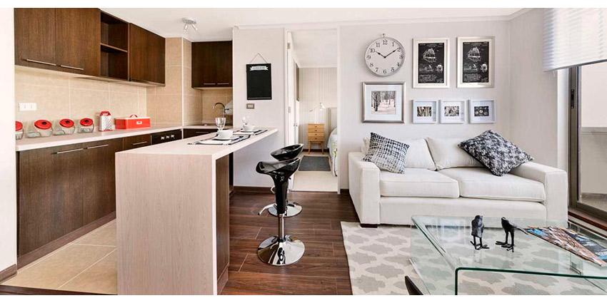 Proyecto Condominio Santa Ana Oriente - El Roble de Inmobiliaria Aitue-9