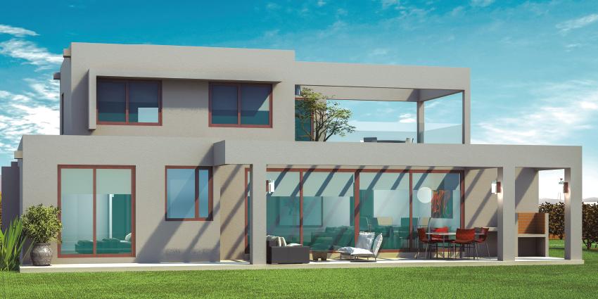 Proyecto Condominio Laguna Norte Serena Golf de Inmobiliaria La Serena Golf-3