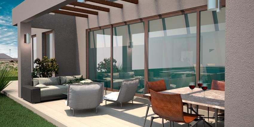 Proyecto Condominio Laguna Norte Serena Golf de Inmobiliaria La Serena Golf-4