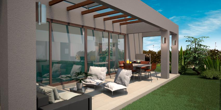 Proyecto Condominio Laguna Norte Serena Golf de Inmobiliaria La Serena Golf-6