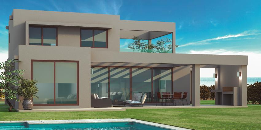 Proyecto Condominio Laguna Norte Serena Golf de Inmobiliaria La Serena Golf-9