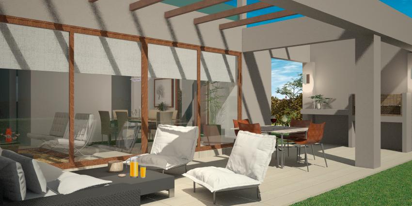 Proyecto Condominio Laguna Norte Serena Golf de Inmobiliaria La Serena Golf-11