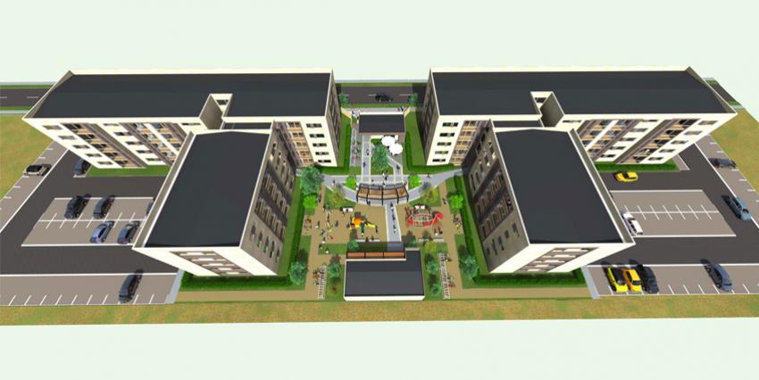 Proyecto Vista de Sor Vicenta II de Inmobiliaria Dadelco-2