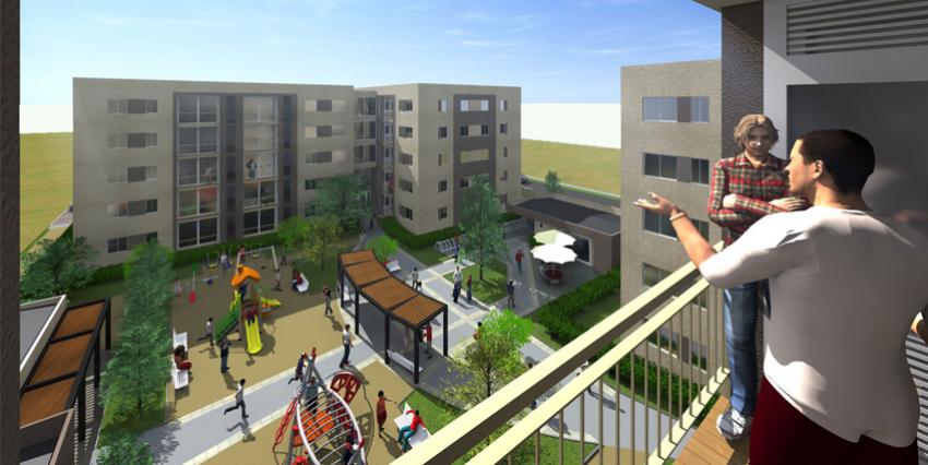 Proyecto Vista de Sor Vicenta II de Inmobiliaria Dadelco-3