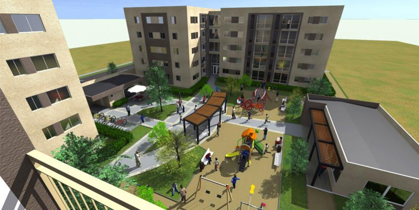 Proyecto Vista de Sor Vicenta II de Inmobiliaria Dadelco-4