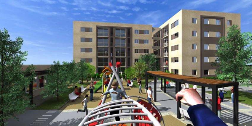 Proyecto Vista de Sor Vicenta II de Inmobiliaria Dadelco-5