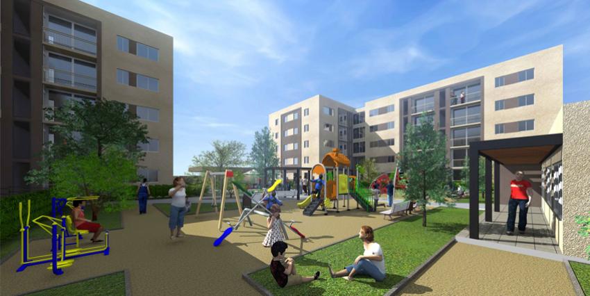 Proyecto Vista de Sor Vicenta II de Inmobiliaria Dadelco-7