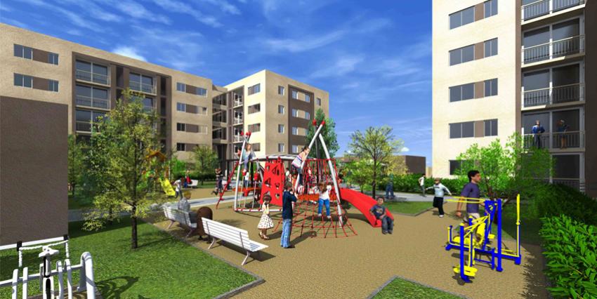 Proyecto Vista de Sor Vicenta II de Inmobiliaria Dadelco-8